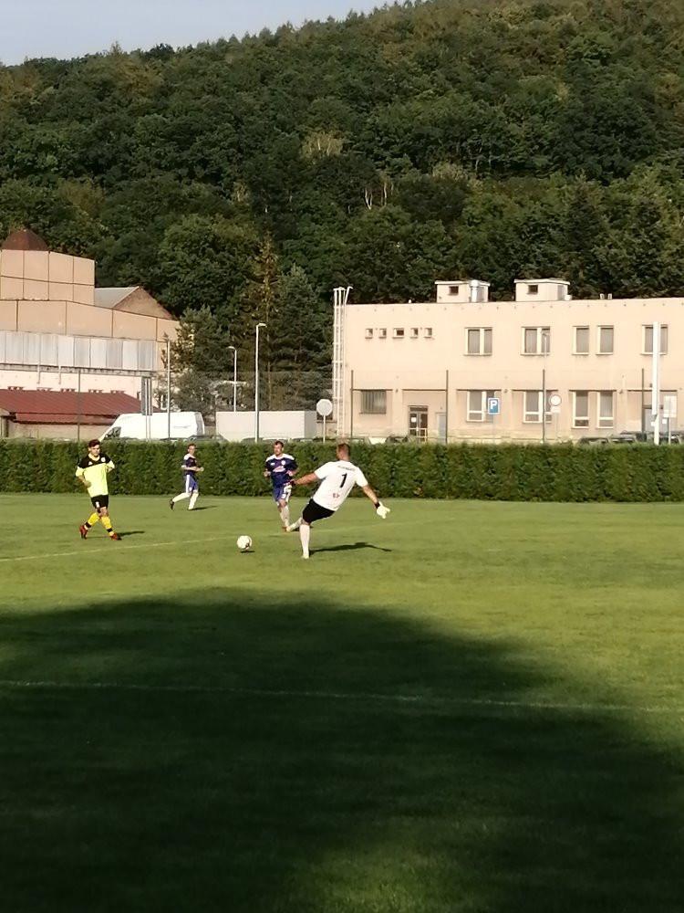 FK Komárov vs TJ tatran Sedlčany 8/2020