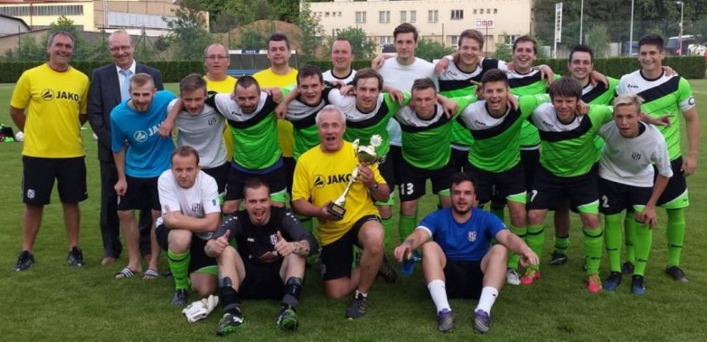 Vítěz Středočeského poháru 2017