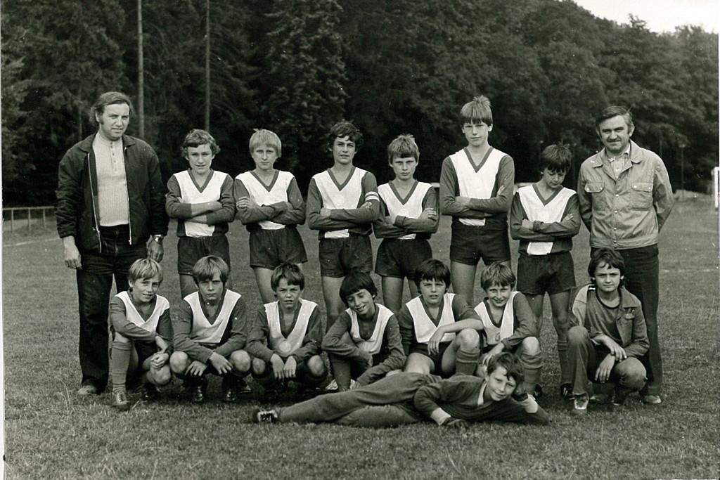 žáci 80.léta