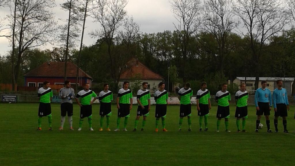 2016 A - mužstvo