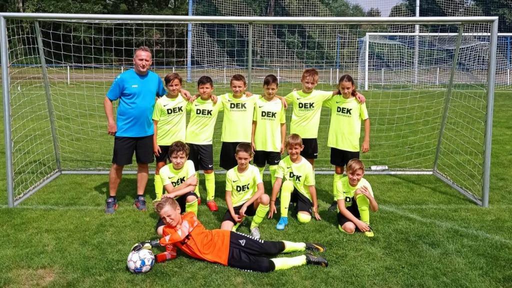 FK Komárov-mladší žáci